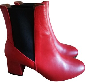 ATP Atelier Red black Boots