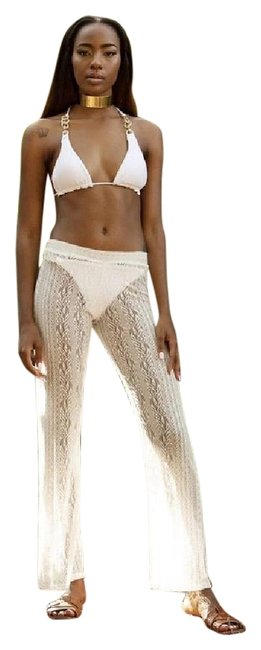 Item - White Hudson Sexy Pants Cover-up/Sarong Size 2 (XS)
