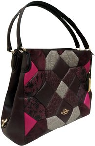 Coach Exotic Edie Shoulder Bag