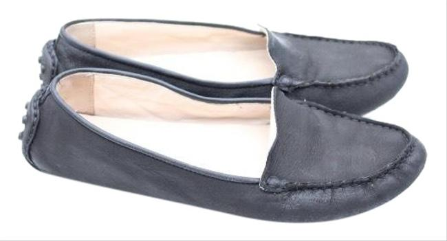 Item - Black Loafer Flats Size US 8 Regular (M, B)