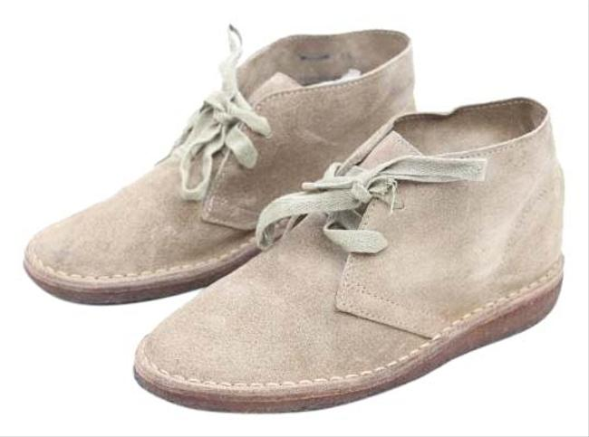 Item - Taupe Desert Boots/Booties Size US 6.5 Regular (M, B)