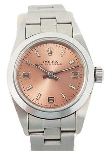 Rolex Rolex Oyster Perpetual Automatic Stainless Steel Women's Watch 76080