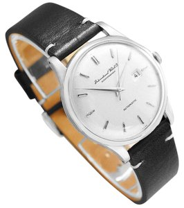IWC 1963 IWC Vintage Mens Watch, Cal. 8531 Automatic with Date - Stainless
