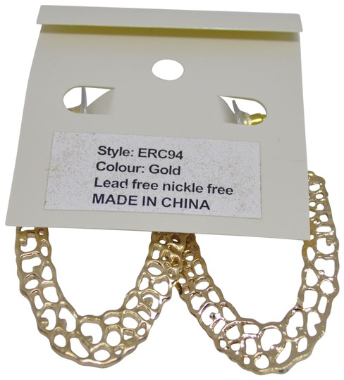 Preload https://img-static.tradesy.com/item/26295236/gold-filigree-hoop-gold-tone-erc94-earrings-0-1-540-540.jpg