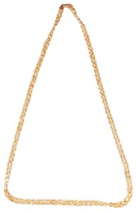 Jared Gold Necklace