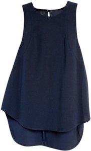 The Fifth Label Keyhole Classic Top Navy