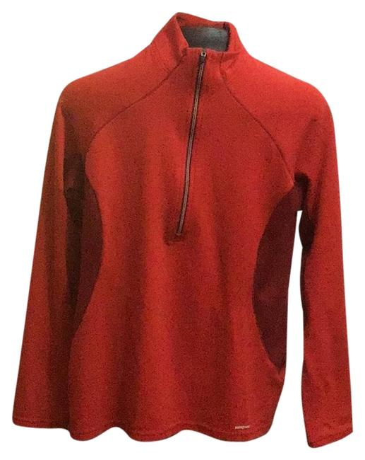 Item - Red Full Zip Jacket Size 10 (M)