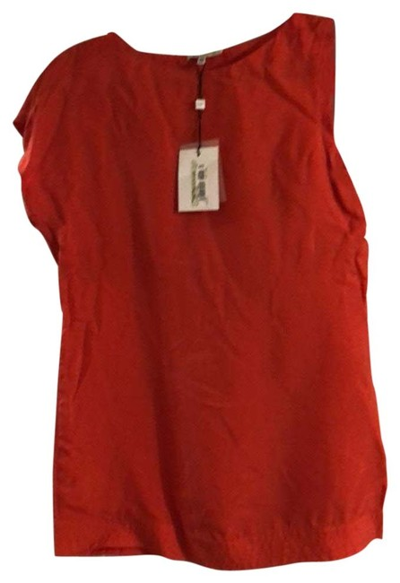 Item - 125723 Coral / Red-orange Top