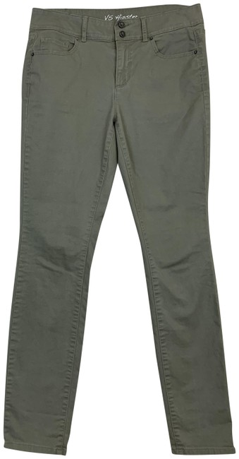 Item - Green Vs Hipster 5-pocket Fennel Pants Size 6 (S, 28)