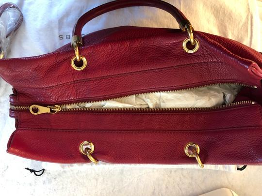 Marc by Marc Jacobs Tote in burgundy Image 6