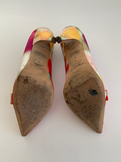 Kate Spade Multi Color Pumps Image 1