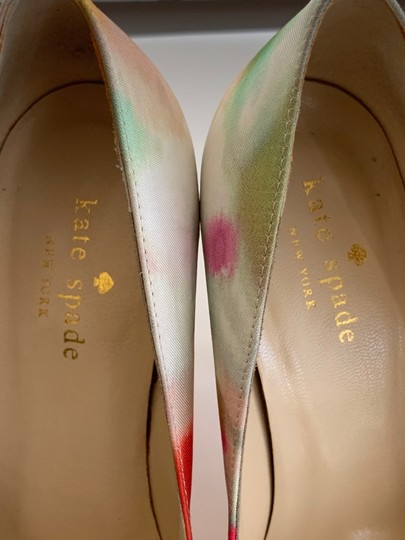 Kate Spade Multi Color Pumps Image 6