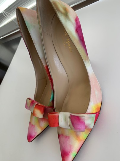 Kate Spade Multi Color Pumps Image 8