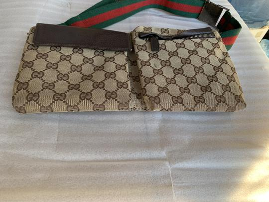 Gucci Wristlet in brown Image 7
