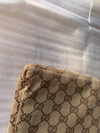 Gucci Wristlet in brown Image 8