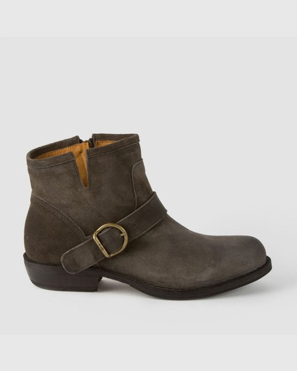 Fiorentini + Baker Grey/Green Boots Image 1