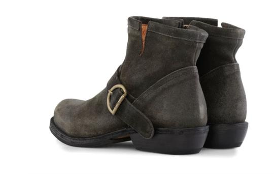 Fiorentini + Baker Grey/Green Boots Image 2