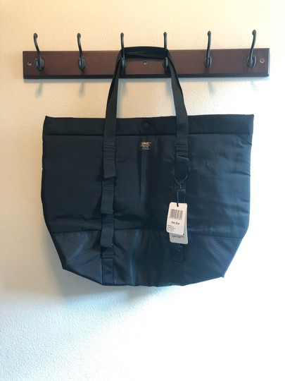 Carhartt Sporty Overnight Travel Tote in black Image 5