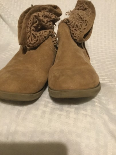 Justice Tan Boots Image 1