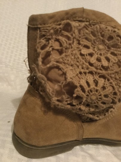 Justice Tan Boots Image 4