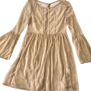 Chan Luu short dress beige on Tradesy