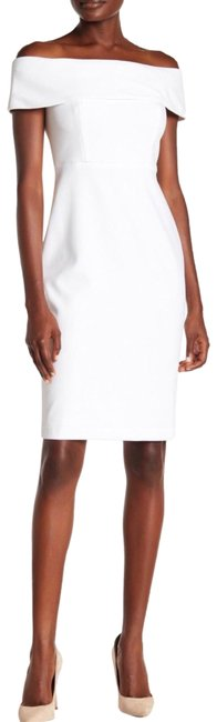 Preload https://img-static.tradesy.com/item/26297909/calvin-klein-white-scuba-off-the-shoulder-crepe-mid-length-night-out-dress-size-6-s-0-1-650-650.jpg
