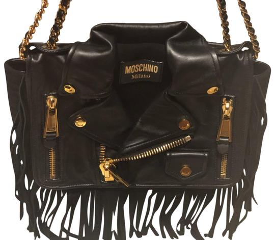 Preload https://img-static.tradesy.com/item/26297922/moschino-moto-jackets-balck-leather-shoulder-bag-0-2-540-540.jpg
