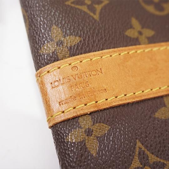 Louis Vuitton Satchel in Monogram Image 4