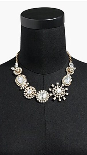 J.Crew Crystal Necklace Image 1