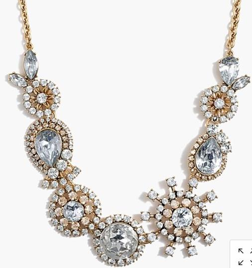 J.Crew Crystal Necklace Image 3