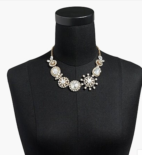 J.Crew Crystal Necklace Image 4