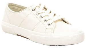Polo Ralph Lauren Jolie Leather Women's Sneakers Lace- Up White Athletic