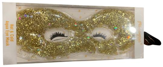 Preload https://img-static.tradesy.com/item/26298089/new-in-box-gold-glitter-hot-and-cold-aqua-eye-mask-helps-soothe-headaches-and-relaxation-easy-to-use-0-1-540-540.jpg