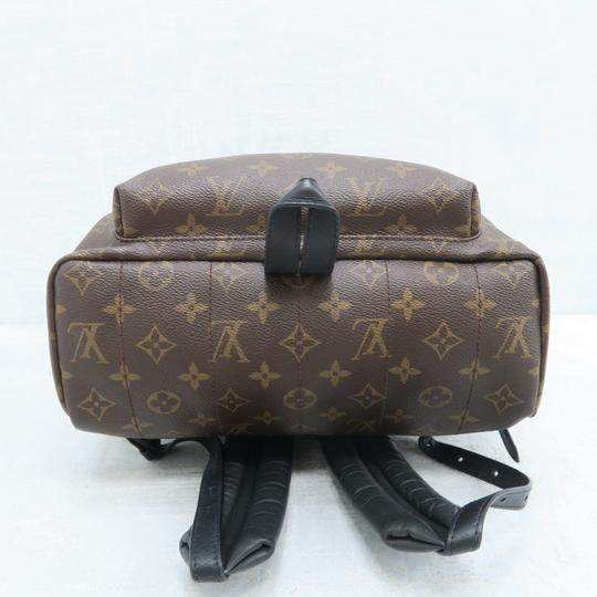 Louis Vuitton Lv Palm Springs Mm Monogram Backpack Image 3