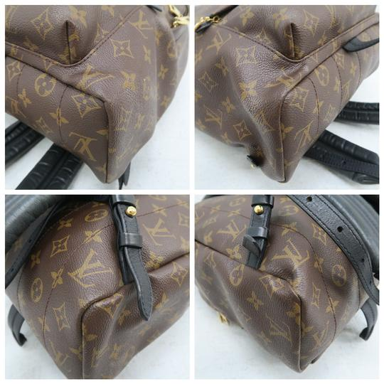 Louis Vuitton Lv Palm Springs Mm Monogram Backpack Image 4