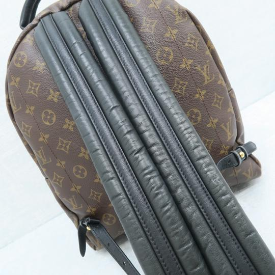 Louis Vuitton Lv Palm Springs Mm Monogram Backpack Image 5