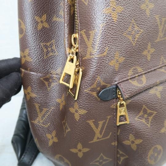 Louis Vuitton Lv Palm Springs Mm Monogram Backpack Image 7