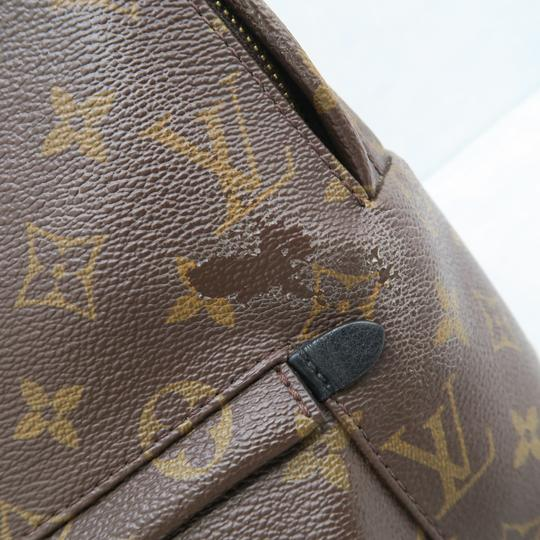 Louis Vuitton Lv Palm Springs Mm Monogram Backpack Image 8