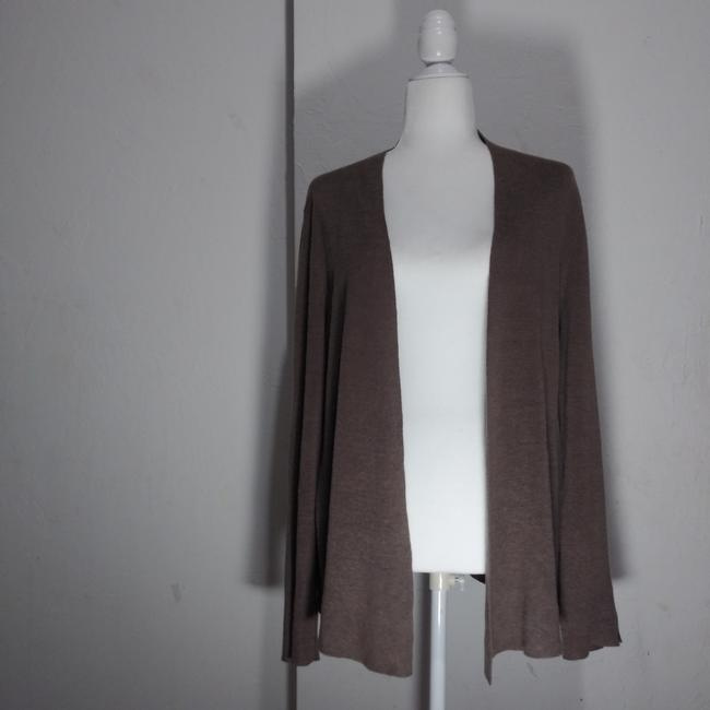 Preload https://item2.tradesy.com/images/eileen-fisher-open-front-linen-cardigan-ponchocape-size-14-l-26298186-0-1.jpg?width=400&height=650