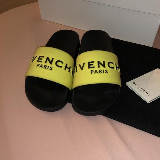 Givenchy Yellow Sandals Image 1