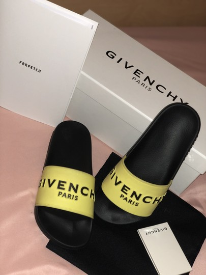 Givenchy Yellow Sandals Image 3