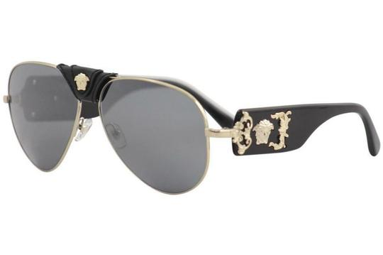Preload https://img-static.tradesy.com/item/26298269/versace-pale-gold-ve2150q-ve2150q-12526g-genuine-leather-sunglasses-0-0-540-540.jpg