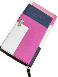 Kate Spade Kate Spade Wallet NEDA COLORBLOCK PARTY Brightwater Drive Color