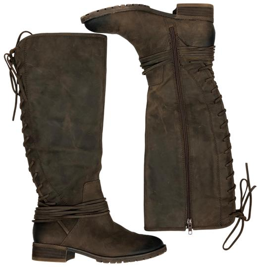 Preload https://img-static.tradesy.com/item/26298348/arturo-chiang-brown-lace-up-leather-bootsbooties-size-us-7-regular-m-b-0-2-540-540.jpg