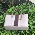 Michael Kors Mk Signature Set Tote in Ballet Image 3
