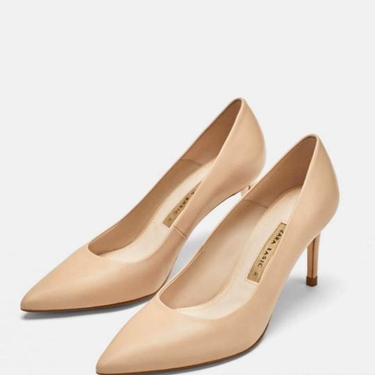 Preload https://img-static.tradesy.com/item/26298362/zara-nude-leather-court-pointed-heels-pumps-size-eu-39-approx-us-9-regular-m-b-0-0-540-540.jpg
