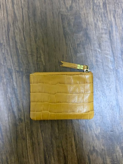 Madewell madewell the leather pouch wallet Image 8