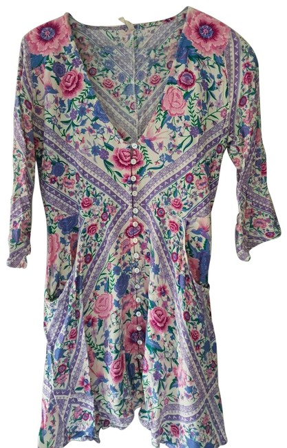 Preload https://img-static.tradesy.com/item/26298388/spell-and-the-gypsy-collective-lavender-babs-short-casual-dress-size-8-m-0-1-650-650.jpg