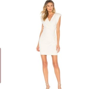 Ronny Kobo Collection short dress Off White on Tradesy