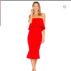 Red Maxi Dress by LIKELY